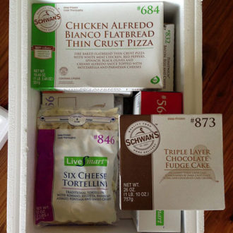 Family Meals Made Delicious by Schwan's #Review