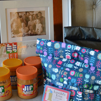 Jif Almond & Cashew Butters + $50 Visa Gift Card #Giveaway