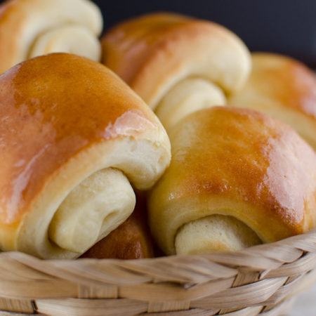 Lion House Rolls - Soft and buttery - SeededAtTheTable.com