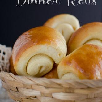 Lion House Dinner Rolls