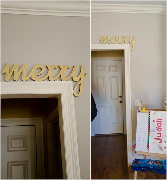 """Merry"" Christmas by SeededAtTheTable.com"