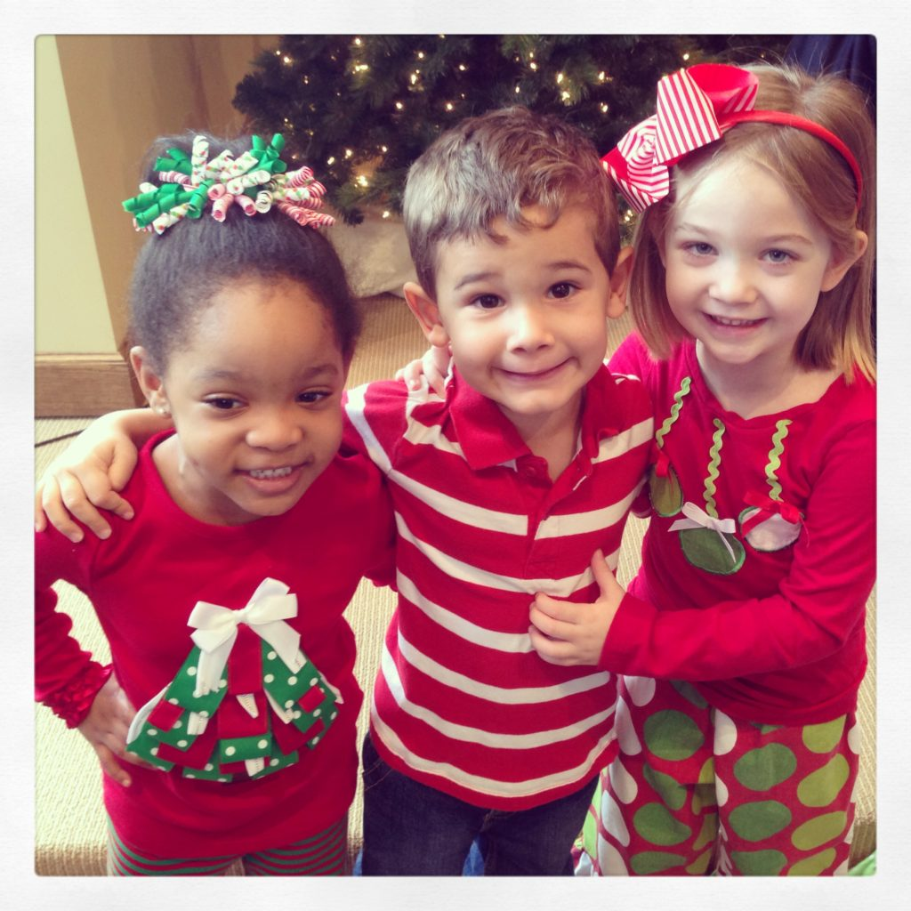 Christmas Program Preschool