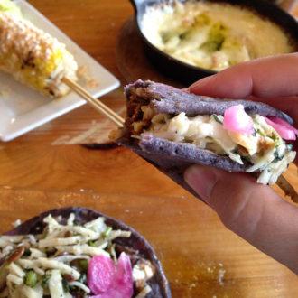 Babalu Tacos & Tapas - Carne El Cerdo Taco - Jackson, MS