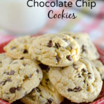Coconut Oil Chocolate Chip Cookies – No Butter!