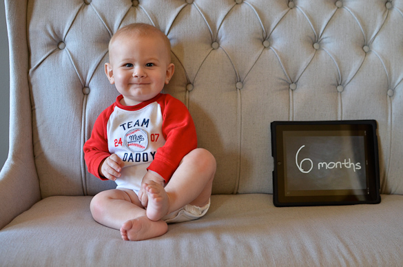 Simon 6 Months