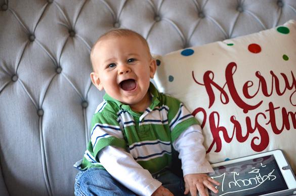 Simon 8 Months