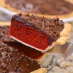 Pinterest Party: Red Velvet Cake Pie