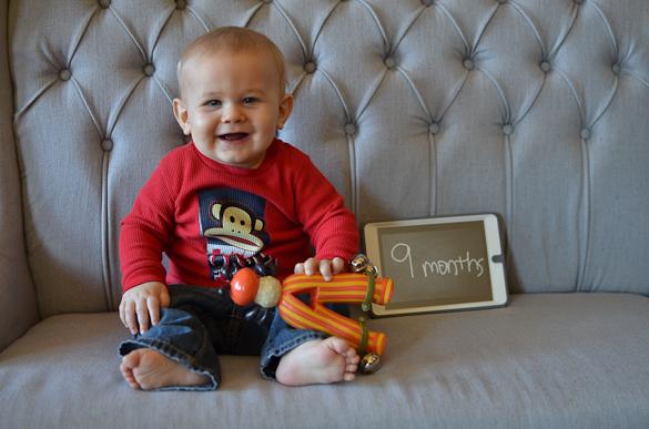 Simon 9 Months