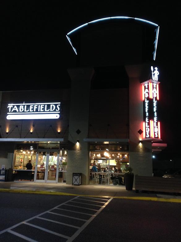 Tablefields, Greenville, SC
