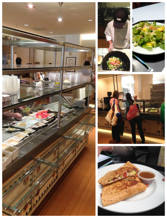 DOLE Cafeteria via @SeededTable @dolefood #dolesummit