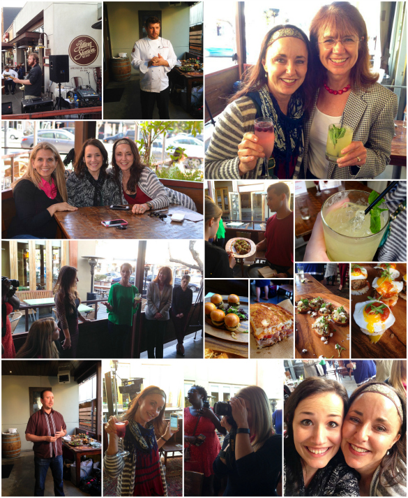 Dole Blogger Summit Mixer at Ford's Filling Station by @SeededTable @DoleFood