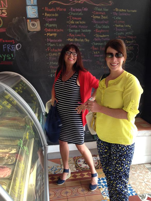 BlogHer Food 2014 Miami - Azucar Ice Cream Company