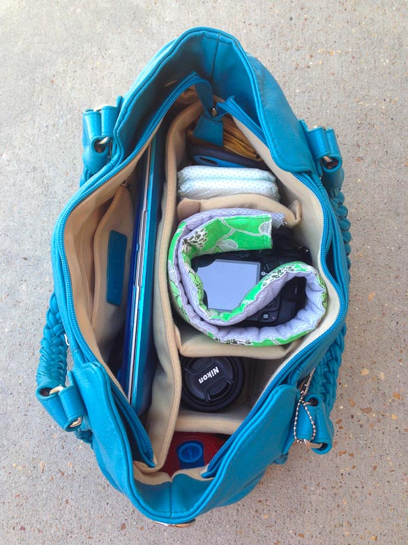 Epiphanie Camera Bags Giveaway by @SeededTable