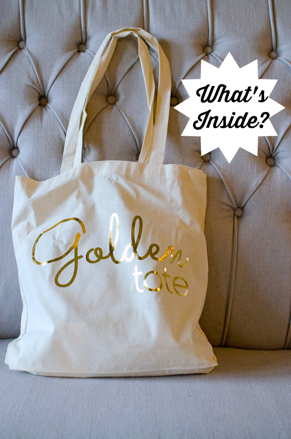Golden Tote Review by @SeededTable