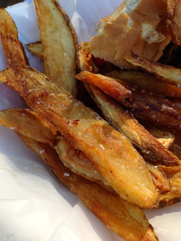 Lurny D's Grille Food Truck - Handcut Fries, Jackson, MS