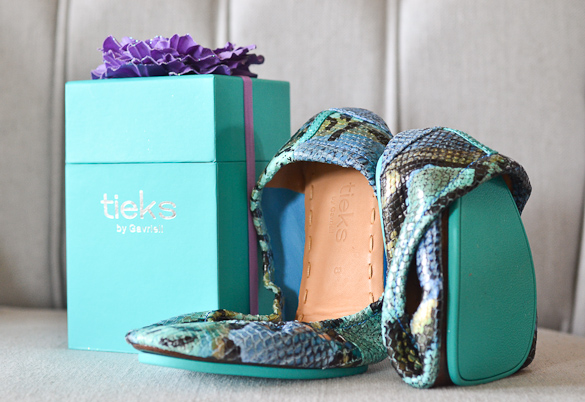 Tieks Ballet Flats Review