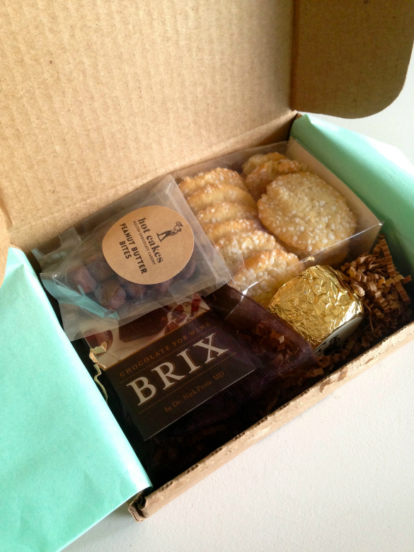 Treatsie Artisan Sweet Gift Subscription for just /month via @SeededTable