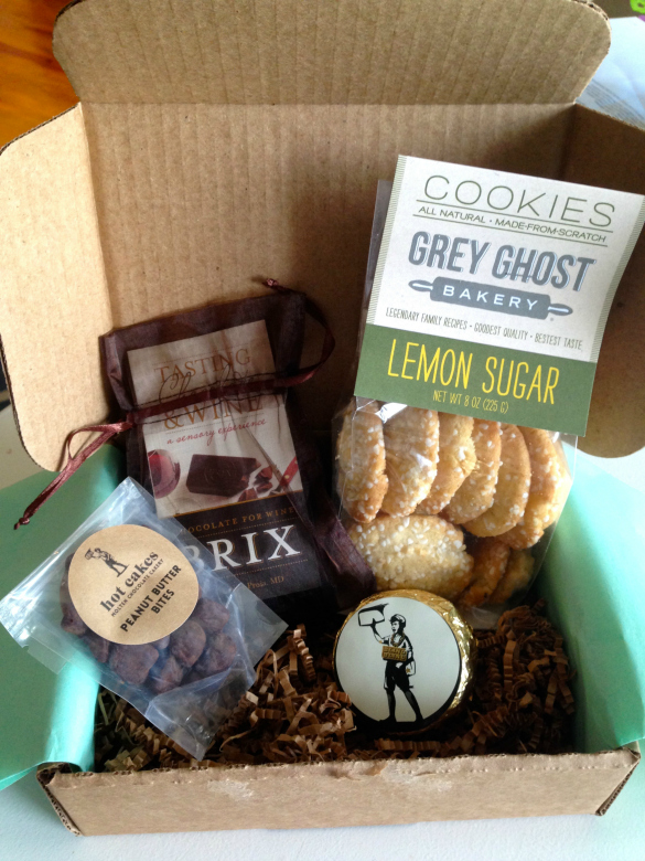 Treatsie Artisan Sweet Gift Subscription for just $15/month via @SeededTable