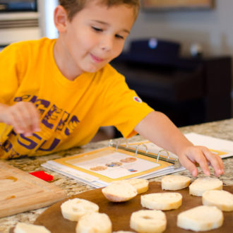 Kidstir Cooking Kits: Educational Fun in the Kitchen