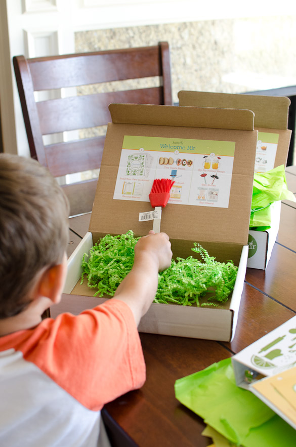 Kidstir Cooking Kits Review
