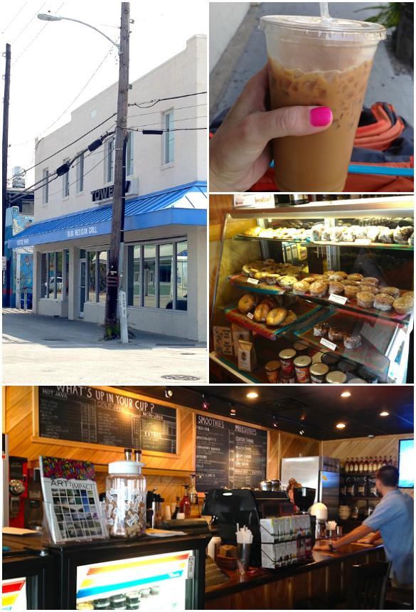 Grab a coffee, muffin and breakfast burrito at Cafe Del Mar in the heart of Wrightsville Beach, NC.