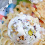 Cannoli Ice Cream [No Ice Cream Maker!]