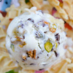 Cannoli Ice Cream – No Ice Cream Maker!