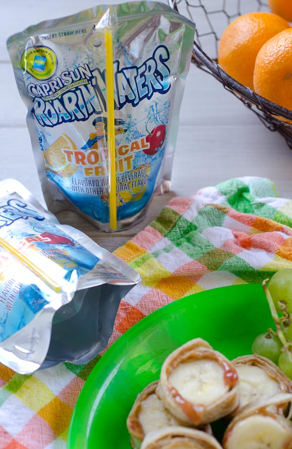 Capri Sun Back to School