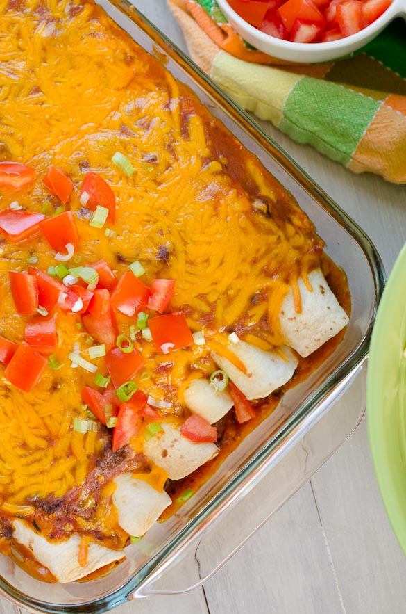 Ground beef wet burritos forumfinder Images