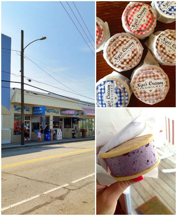 Nyes Cream Sandwiches - found at Robert's Market in Wrightsville Beach, NC