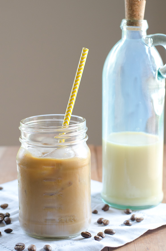 Vietnamese-Style Iced Coffee