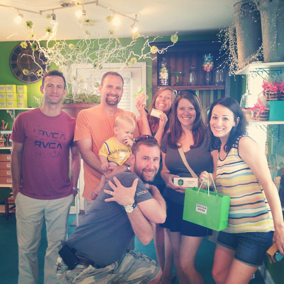Gladd Family Bakery Hop - Wilmington, NC (Wrightsville Beach trip)