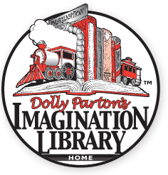 Dolly's Parton's Imagination Library - a free program where your child receives one free book in the mail every month! Sign up at ImaginationLibrary.com