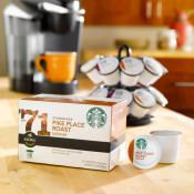 Starbucks Pike Place Roast K-Cup Packs