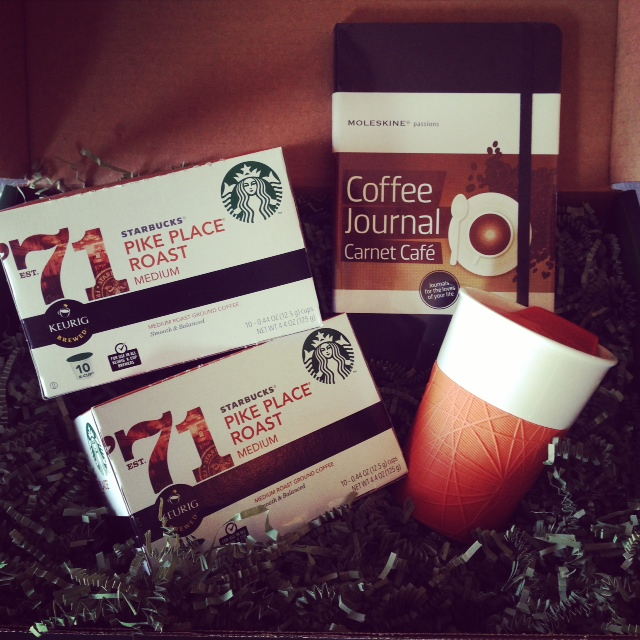 Starbucks Pike Place K-Cup Giveaway