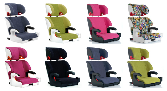 Clek Oobr Booster Carseat
