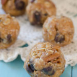 No-Bake Cowboy Cookie Energy Balls