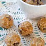 No-Bake Cowboy Cookie Energy Balls #NaturalDifference Giveaway