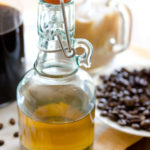 Coffee Syrup (Liquid Sugar for Cold Drinks)