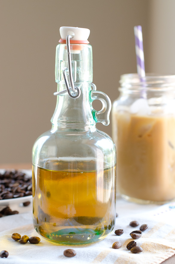 how to add sugar to iced coffee