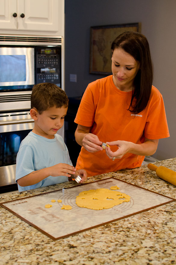 Five Tips When Cooking With Your Kids