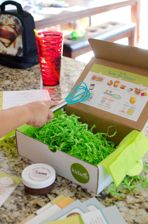 Kidstir Cooking Kits - Receive 25% off a Kidstir subscription with promo code SEEDED25 at kidstir.com