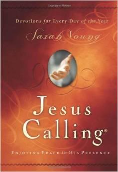 Jesus Calling Women's Devotional