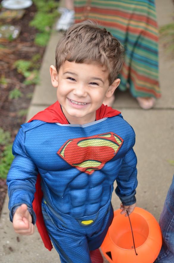 Halloween Costume - Superman