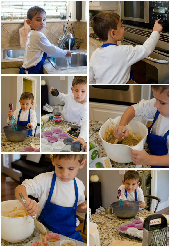 Kidstir Cooking Kits: October Review - Use promo code SEEDED25 for 25% off your subscription!