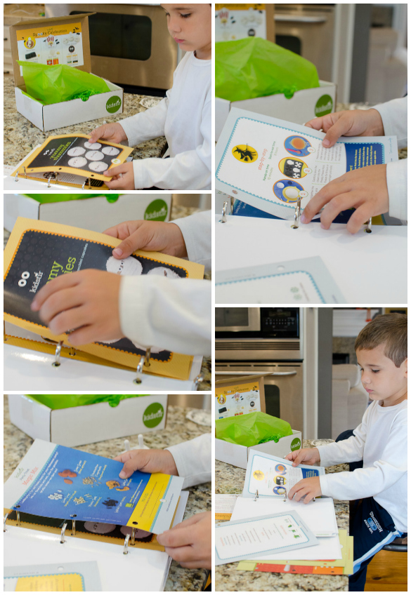Kidstir Cooking Kits: October Review -Use promo code SEEDED25 for 25% off your subscription!