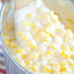Slow Cooker Cream Corn (Rudy's BBQ Copycat)