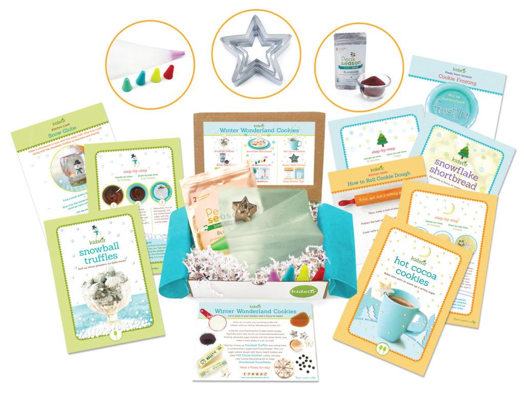Kidstir Cooking Kits - Christmas gift idea