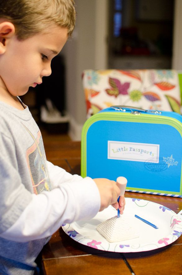 Little Passports Subscription - Christmas gift idea for your little learners.