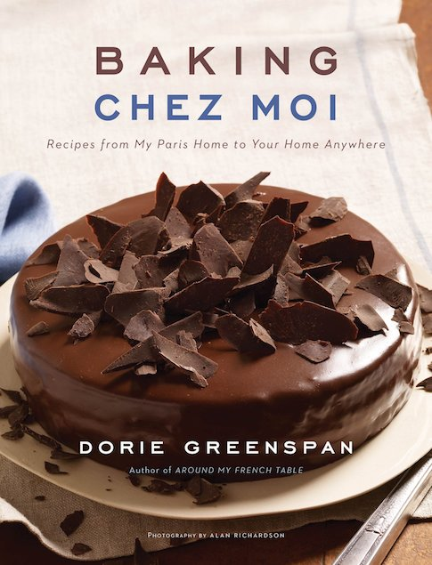 Pailles with Raspberry Jam + Dorie Greespan's Baking Chez Moi cookbook giveaway with Driscoll's Berries #RaspberryDessert @driscollsberry @doriegreenspan